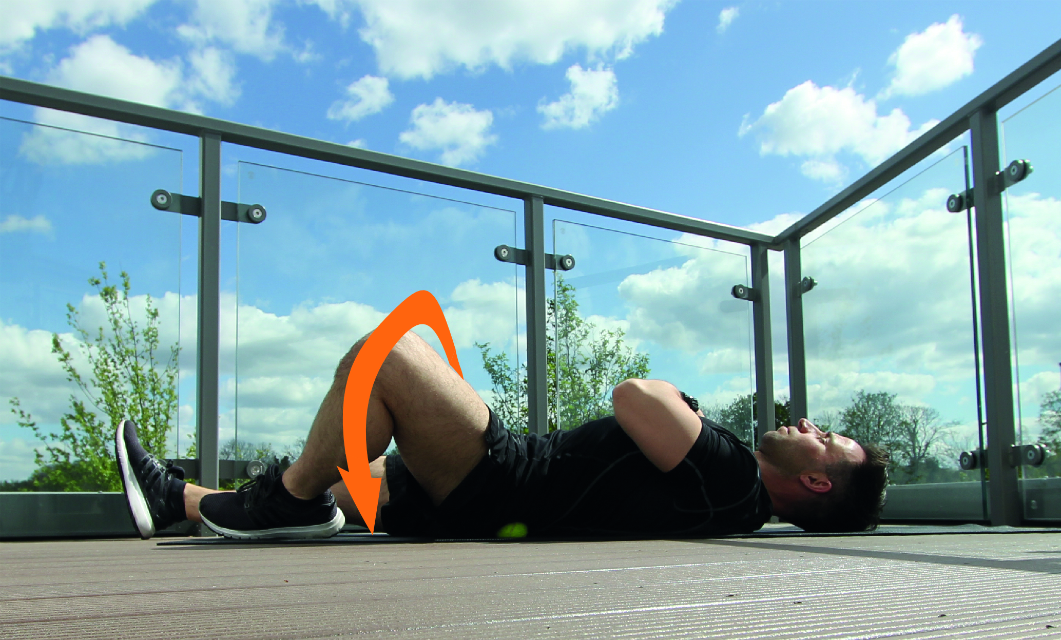 Reduce Back Ache - Self Myofascial Release - dannywallis