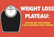 Weight Loss Plateau: Discover Why Your Food & Exercise Plan Has Stopped Working