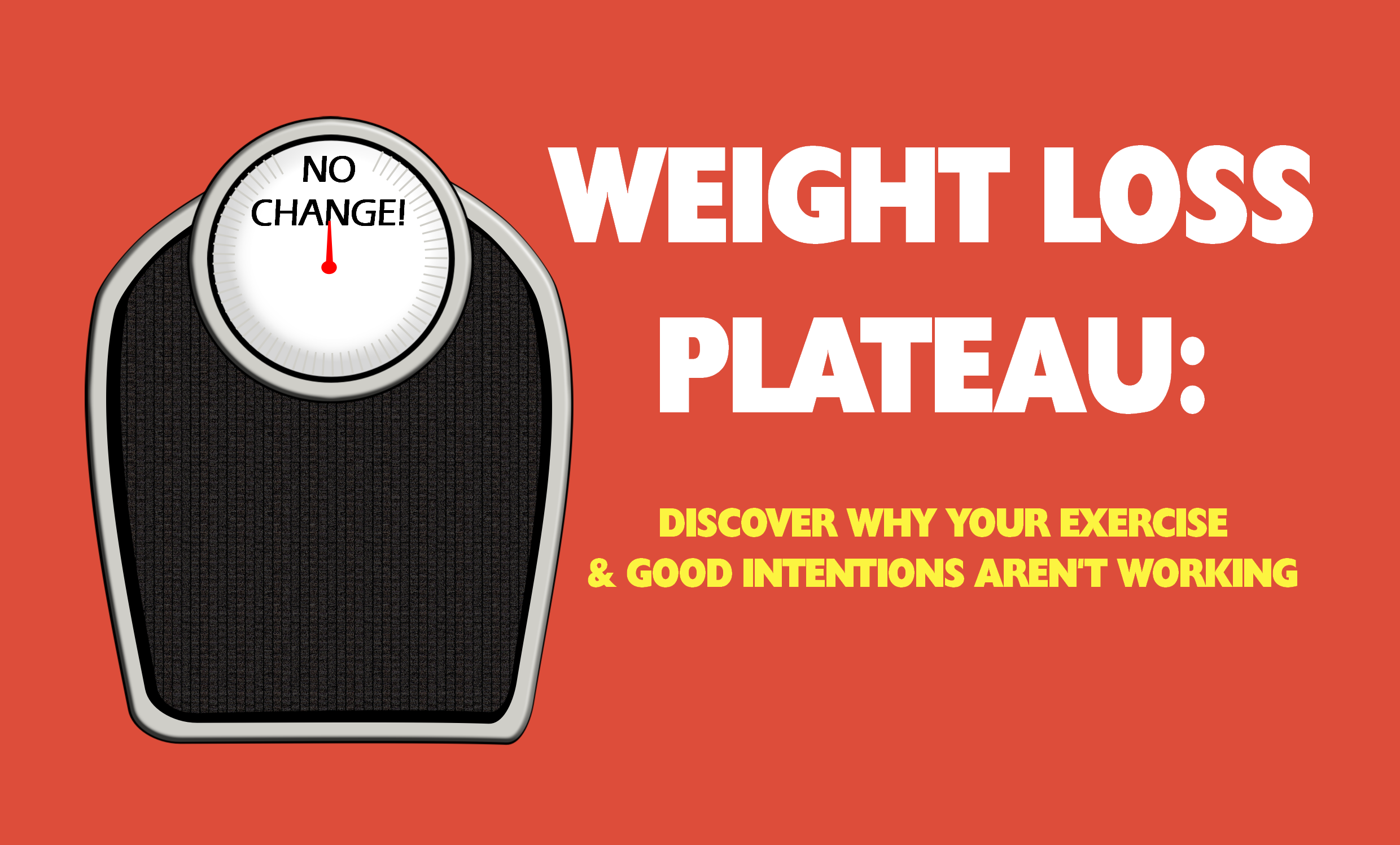 weight loss plateau dannywallisPT Blog Post